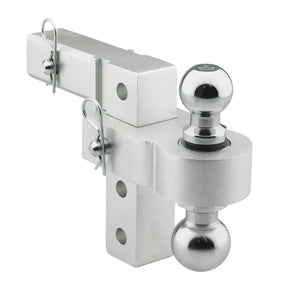 6 IN ADJ ALUM DROP HITCH - 2926
