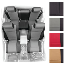 Load image into Gallery viewer, NEOPRENE SEAT COVER SET - 471401