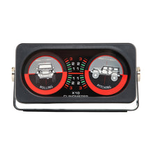 Load image into Gallery viewer, Smittybilt Clinometer Jeep Graphic - 791005
