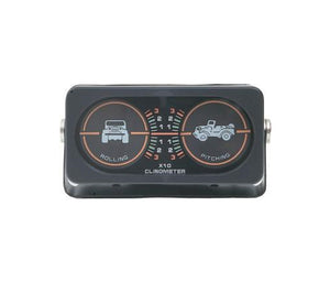 Smittybilt Clinometer Jeep Graphic - 791005