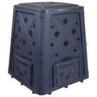 Redmon Since 1883 8000 Compost Bin, Full, Black