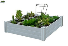 Load image into Gallery viewer, Vita Gardens 4x4 Garden Bed with Grow Grid, Packaging may vary