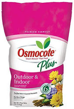 Load image into Gallery viewer, Osmocote 274850 Smart-Release Plant Food Plus Outdoor & Indoor, 8 lbs