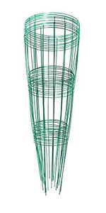Glamos 220500 10-Pack Blazing Gemz Plant Support, 12 by 33-Inch, Emerald Green
