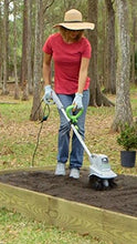 Load image into Gallery viewer, Earthwise TC70025 7.5-Inch 2.5-Amp Corded Electric Tiller/Cultivator, Grey