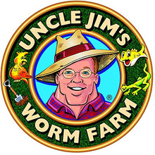 Load image into Gallery viewer, Uncle Jim's Worm Farm 100 Count Live Composting Worm Mix