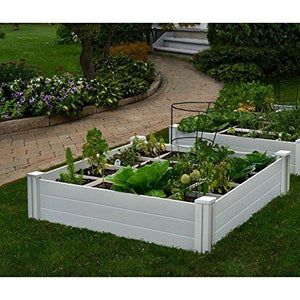 Vita Gardens 4x4 Garden Bed with Grow Grid, Packaging may vary