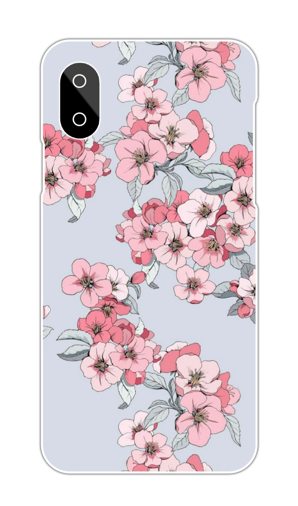 LIGHT COLORS FLORAL CASE