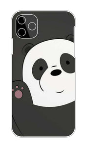 BLACK AND WHITE PANDA CASE