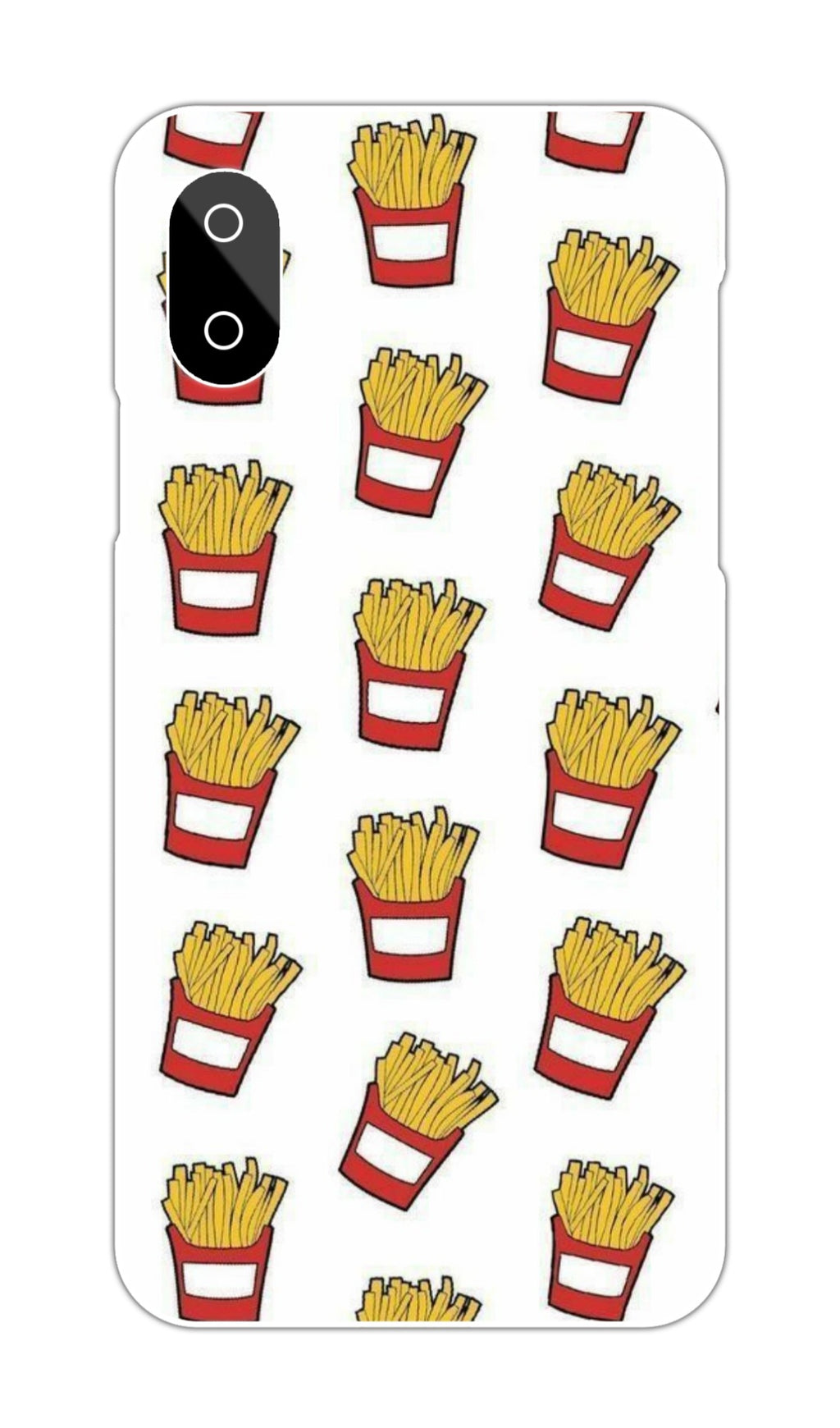 FRIES DESIGN CASE