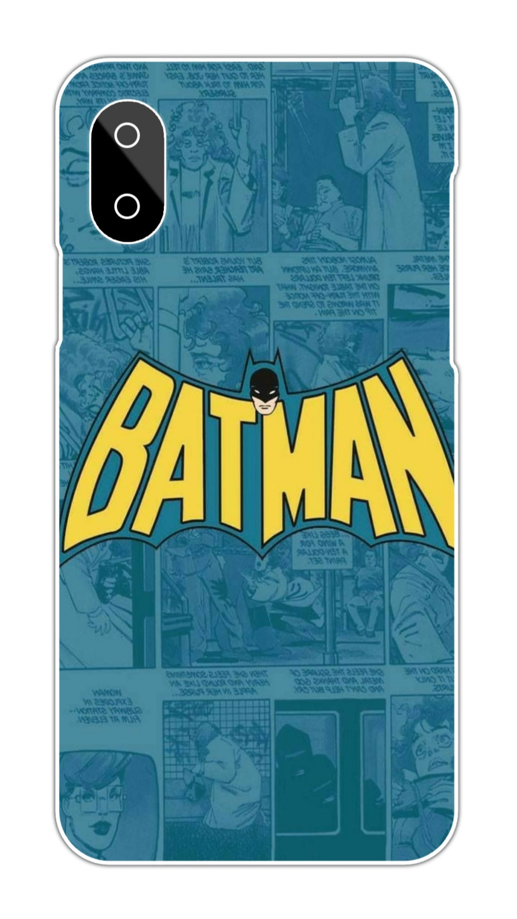 BATMAN COMIC BG CASE