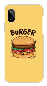 BURGER DESIGN CASE