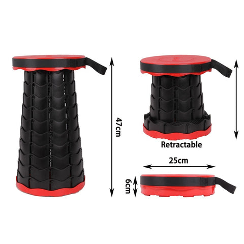Kaiteki™ Telescopic Compact Stool