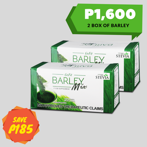 Go fit Barley Mix