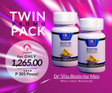 Dr. Vita Biotin TWIN PACK 2 BOTTLES