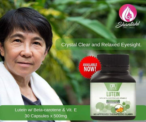 Dr. Vita Lutein for Adults (Improves Eyesight)
