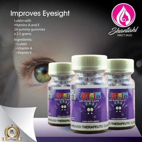 Dr. Vita Lutein for Kids (Improves Eyesight)