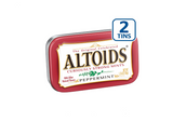 Altoids Peppermint Mints, 1.76 ounce (2 Packs)