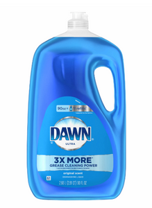 Dawn Ultra Original Scent Dishwashing Liquid Dish Soap , 90 oz.