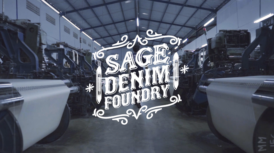 Sage Denim Foundry