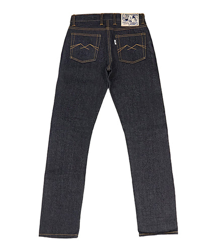 Ranger North 19oz Unsanforized Deep Indigo