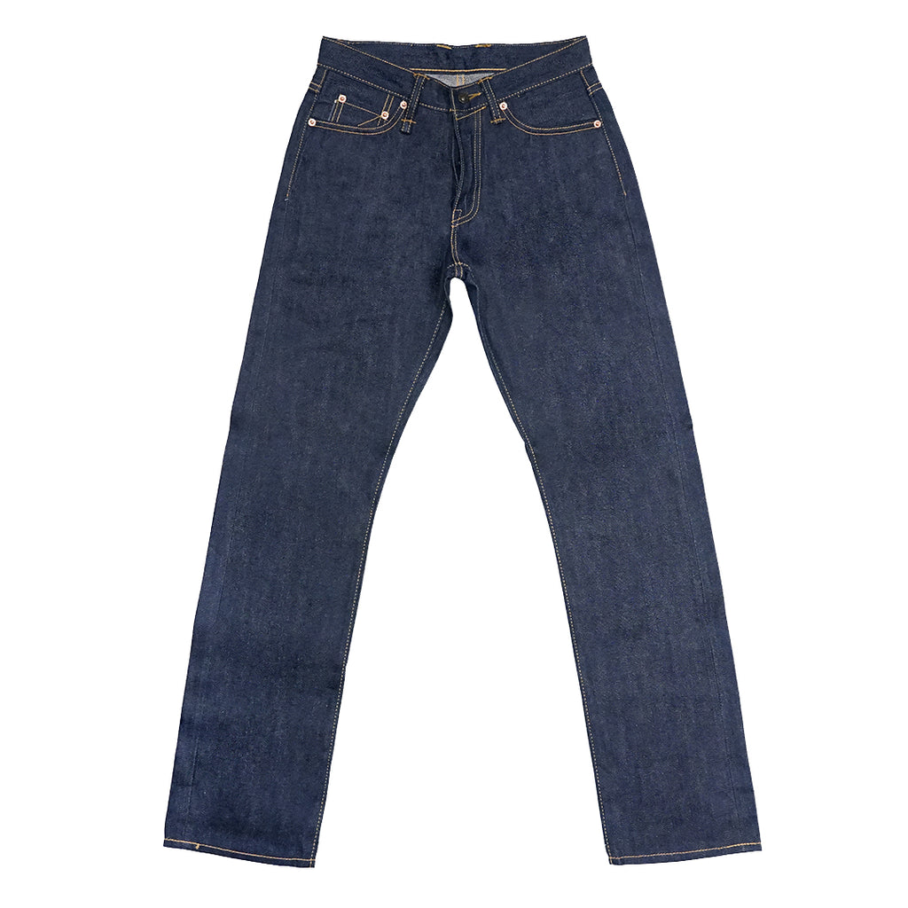 Strider 16oz Unsanforized Deep Indigo