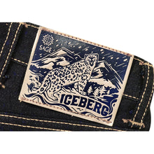 Load image into Gallery viewer, Iceberg 22oz Unsanforized Deep Indigo