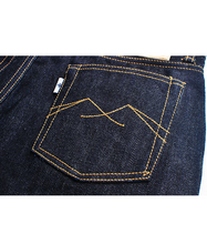 Load image into Gallery viewer, Ranger West 19oz Unsanforized Deep Indigo