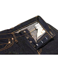 Load image into Gallery viewer, Iceberg X 22oz Unsanforized Deep Indigo