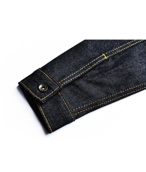 Canine Type III 14oz Deep Indigo Denim Trucker