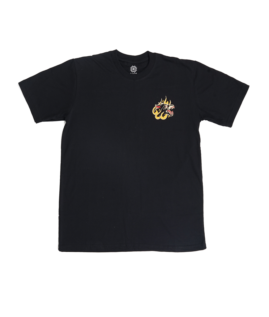 Unshackled Tees Black