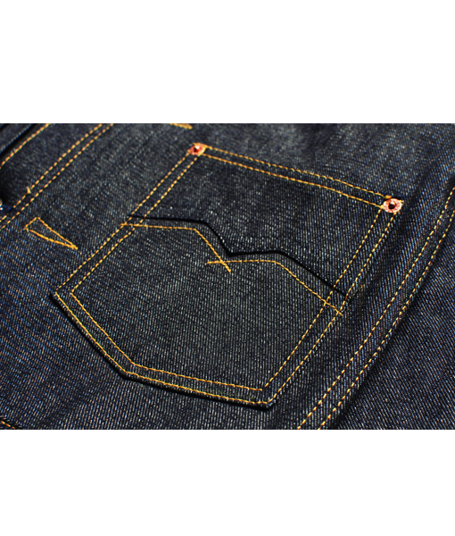 Chaser Type M 14oz Deep Indigo Denim Jacket