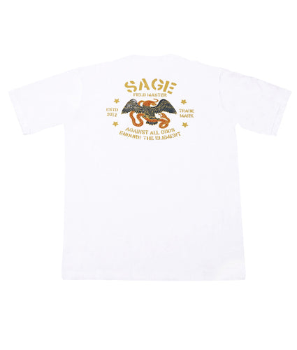 Field Master White Tees