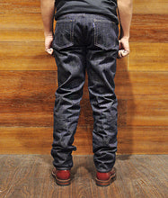 Load image into Gallery viewer, Falconer 15oz Unsanforized Slub Deep Indigo