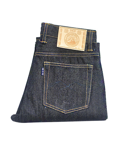 Falconer 15oz Unsanforized Slub Deep Indigo