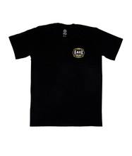 Load image into Gallery viewer, Proverb Western Black Tees
