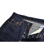 Load image into Gallery viewer, Ranger East 19oz Unsanforized Deep Indigo