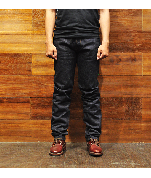 Ranger East 19oz Unsanforized Deep Indigo
