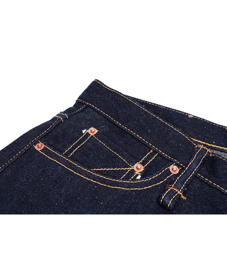 Ranger South X 19oz Unsanforized Deep Indigo