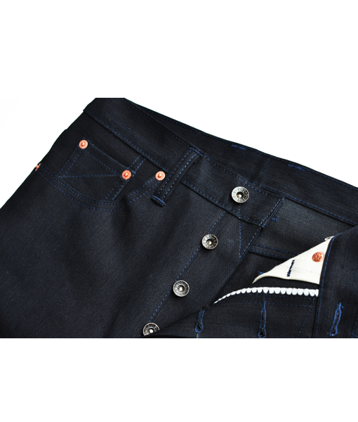 Rover Denim – 14oz Indigo x Black Denim