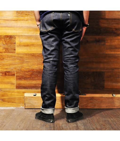 Rover Denim 14oz Deep Indigo