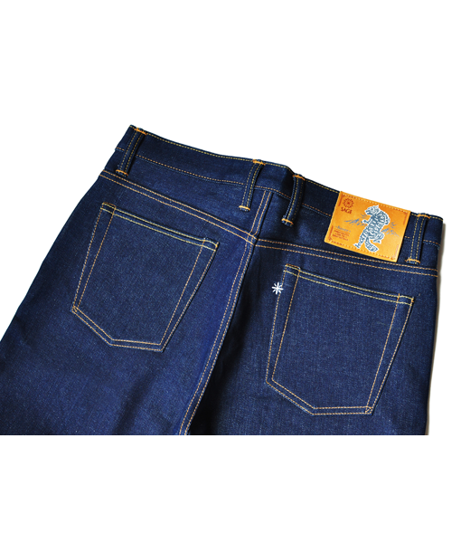 Rover Denim – 14oz Indigo Denim