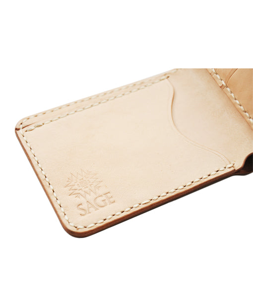 Sage Craftworks : Mountwise Bifold Wallet Natural