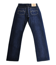 Load image into Gallery viewer, Wolvenchief 21oz Unsanforized Deep Indigo
