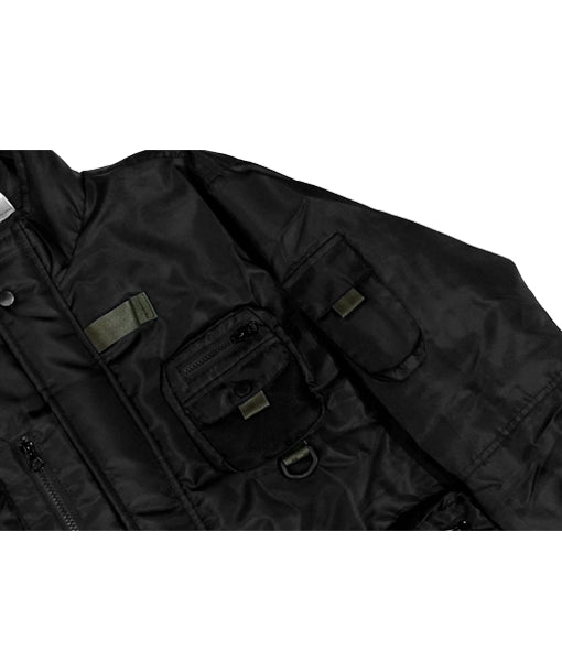 Terran Utility Jacket Blackout