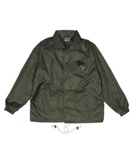 Load image into Gallery viewer, Fati Coach Jacket Military Green