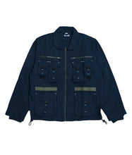 Load image into Gallery viewer, Maverick Military Jacket – Navy