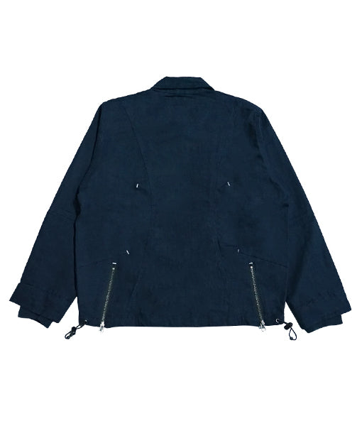 Maverick Military Jacket – Navy