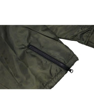 Load image into Gallery viewer, Terran Utility Jacket Military Green