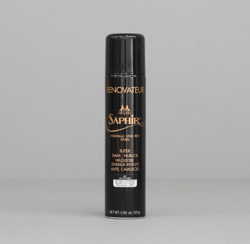 Saphir Medaille D'Or Suede Renovateur Spray